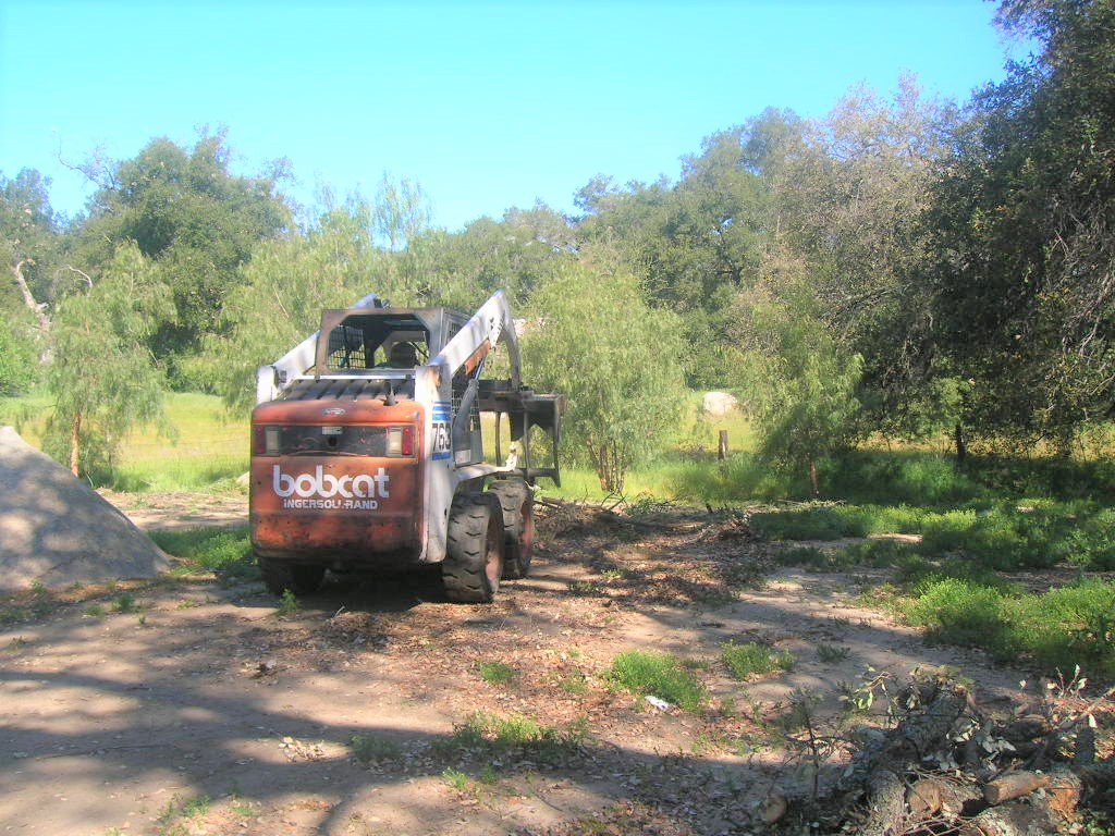 Land Clearing, Grading, Tree Trimming, Demolition