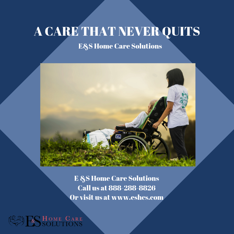 A care that never quits
