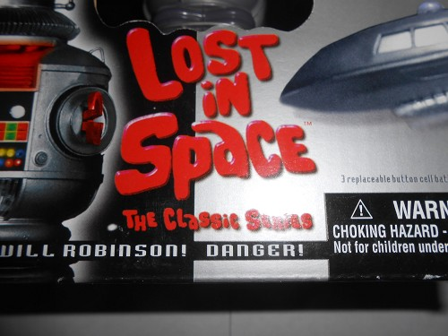 TRENDMASTERS LOST IN SPACE THE CLASSIC SERIES B-9 ROBOT TOYS & HOBBIES