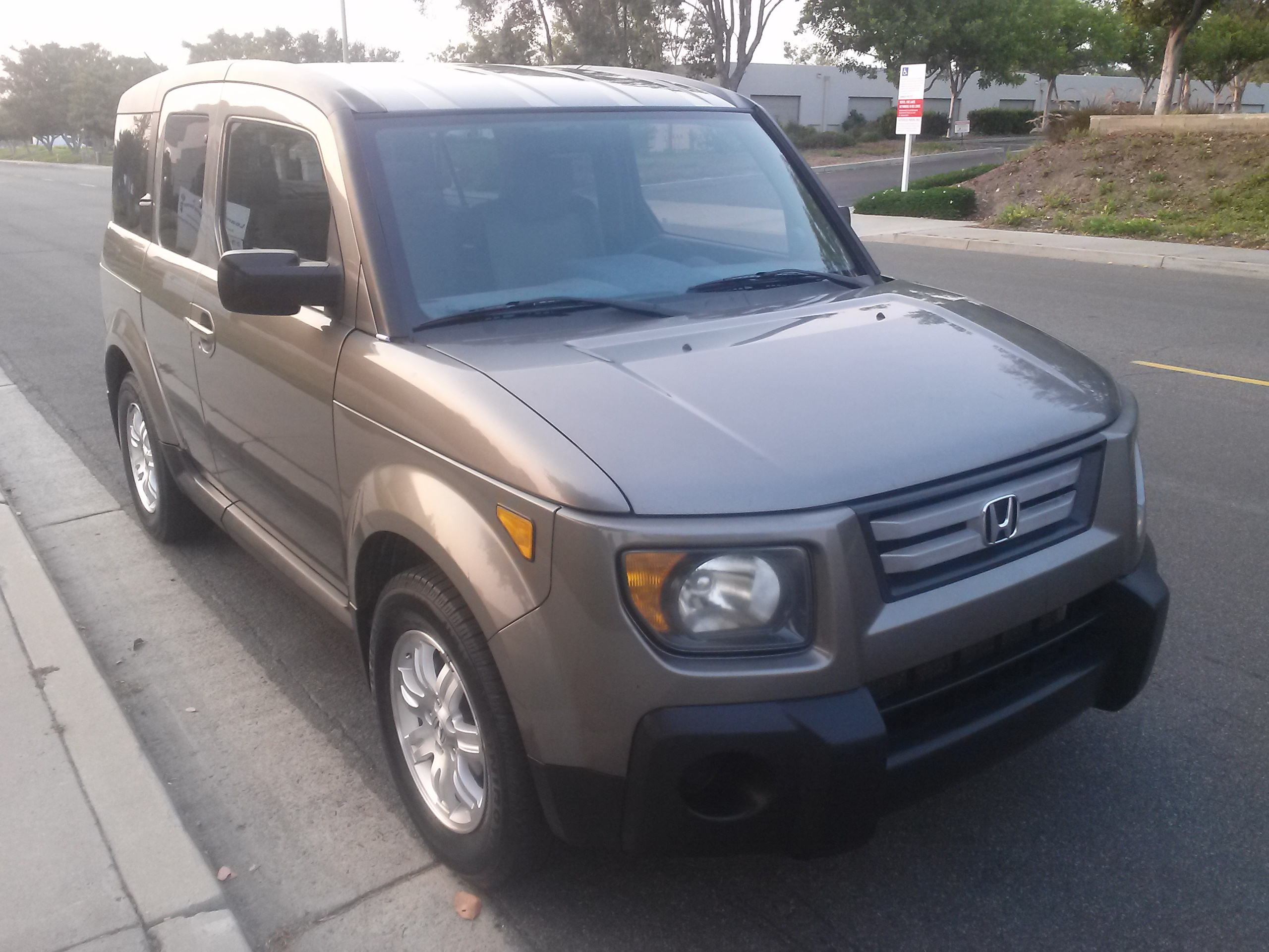 2007 Honda element EX AWD , One Owner Excellent Condition !!