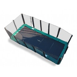 Shop Online Best Quality Rectangular Trampoline With Enclosure at Discounted Price