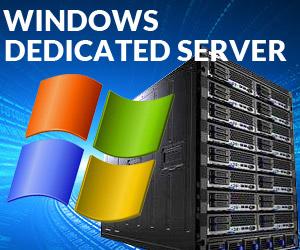 HostingRaja Windows Dedicated server