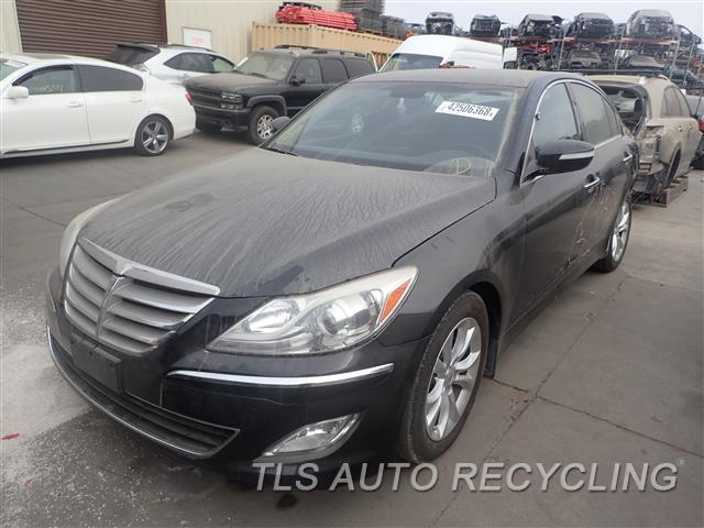 Used Parts for Hyundai GENESIS - 2012 - 901.HY1G12 - Stock# 8475OR