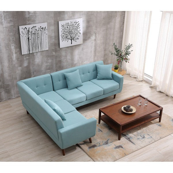 •BARNET SECTIONAL SOFA LEFT FACING• FURNITURE COAST TO COAST