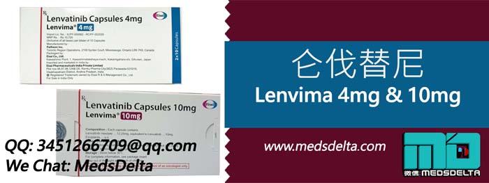 E7080 Lenvatinib Lenvima for Liver Cancer