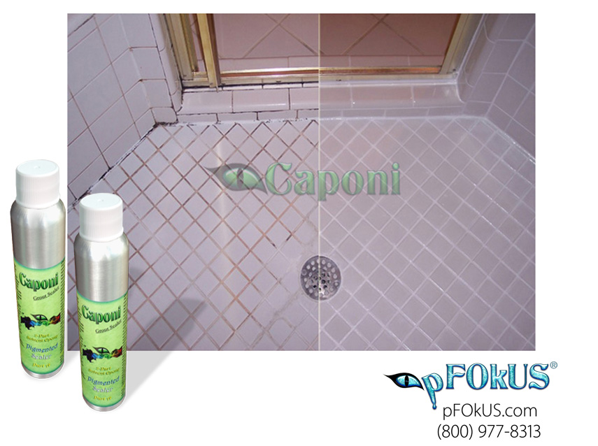 Commercial Colored Grout Sealer - Caponi Epoxy Grout Sealer | pFOkUS
