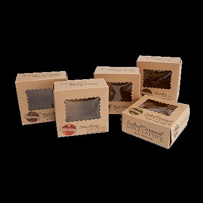 Get Custom Printed Kraft Boxes