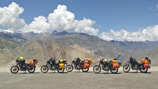 Bike on Rent | Bike rental in Srinagar | Kashmir Bikers