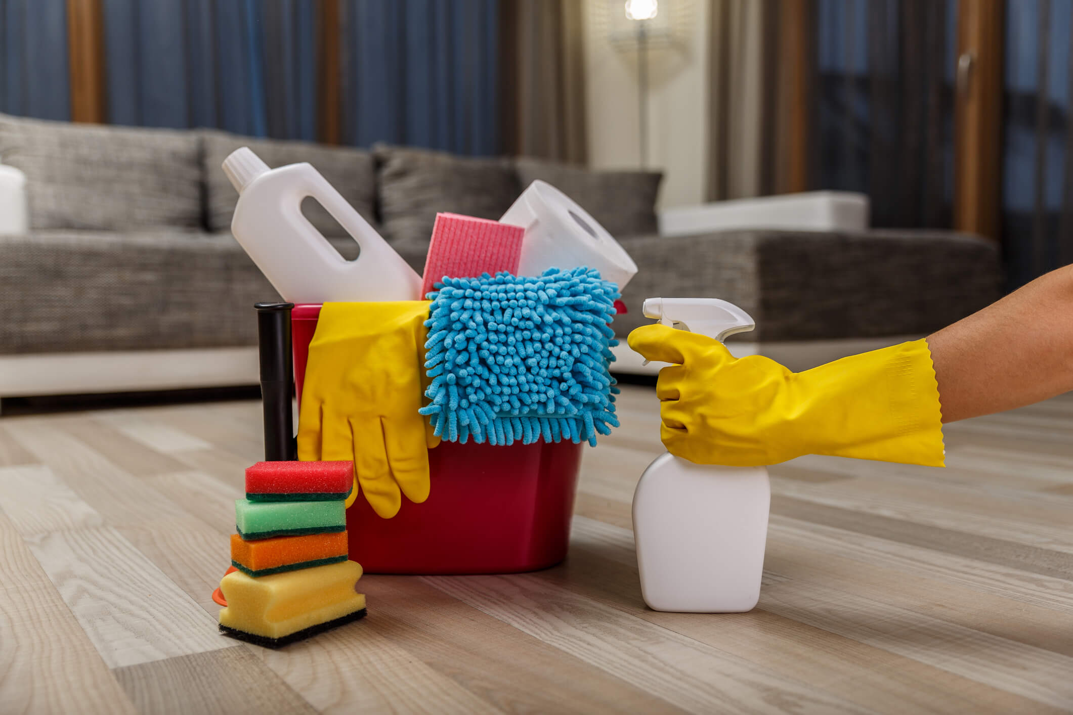 Dust N Shine Cleaning Service
