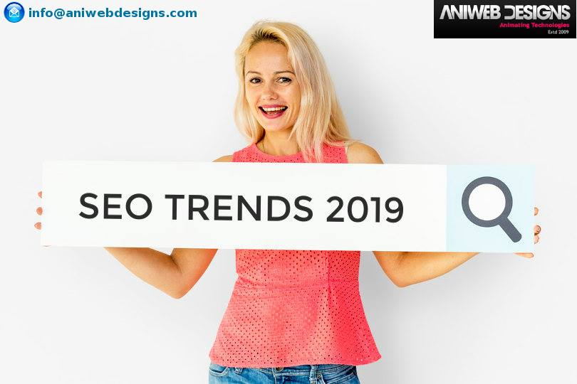 You Should Know About Some SEO Trends In 2019