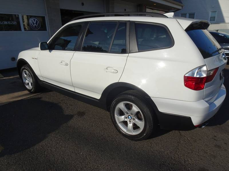 2008 BMW X3 3.0si For Sale