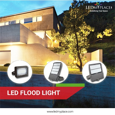 300w LED Flood Lights Ensure Safety While Driving on Streets