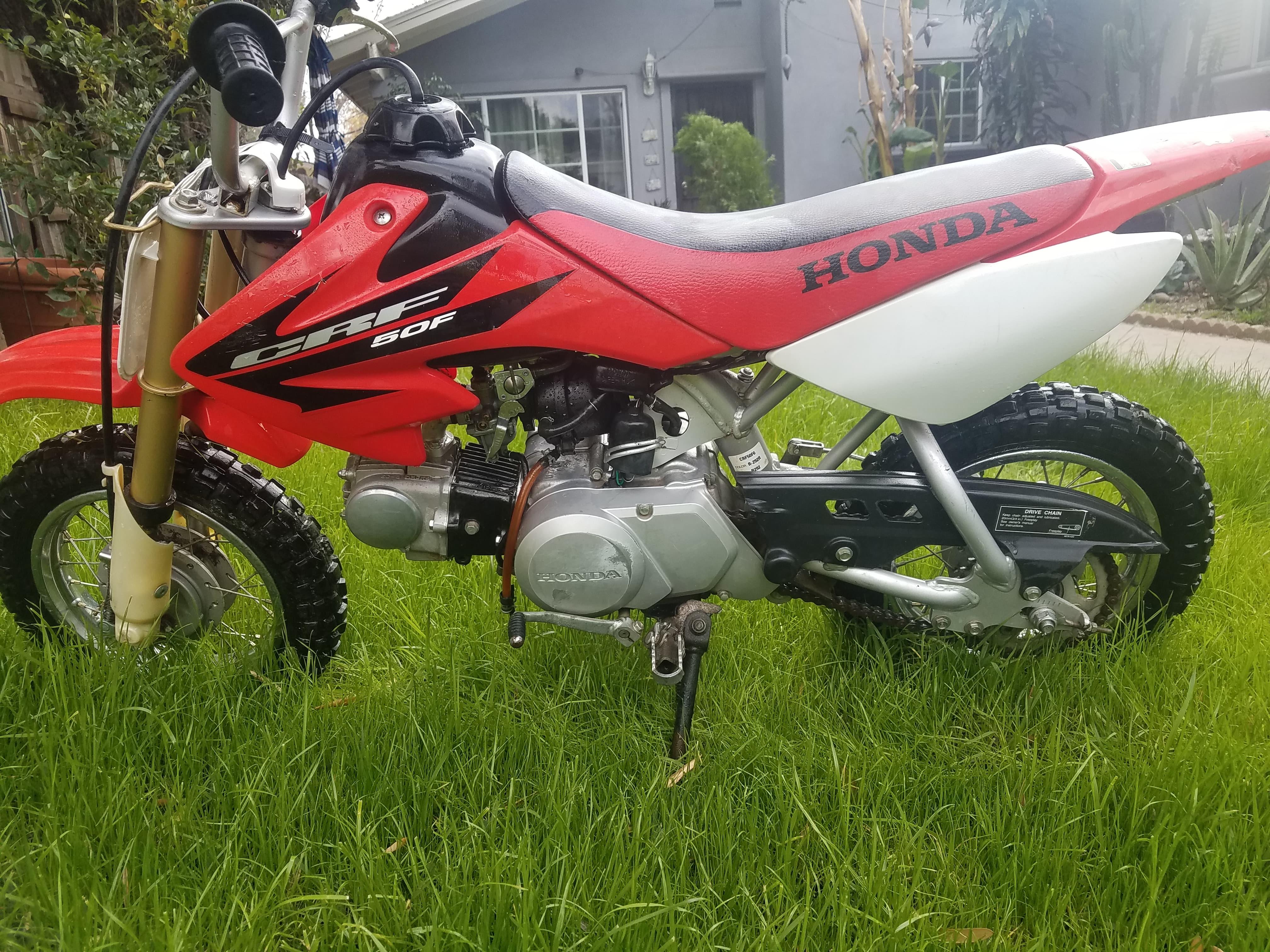 HONDA CRF50F BIKE