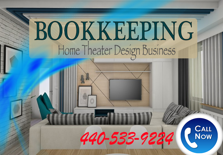 Bookkeeping Services Offer For Home Design Theatre