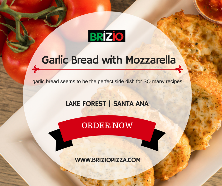 Start your day with lake forest pizza delivery by brizio pizza
