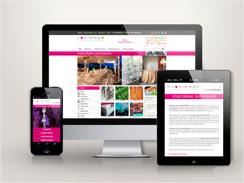 Miami Web Design Company | Firstimage
