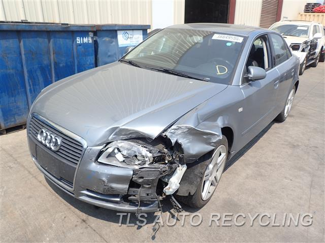 Used Parts for Audi A4 AUDI - 2006 - 901.AU1M06 - Stock# 8433BK