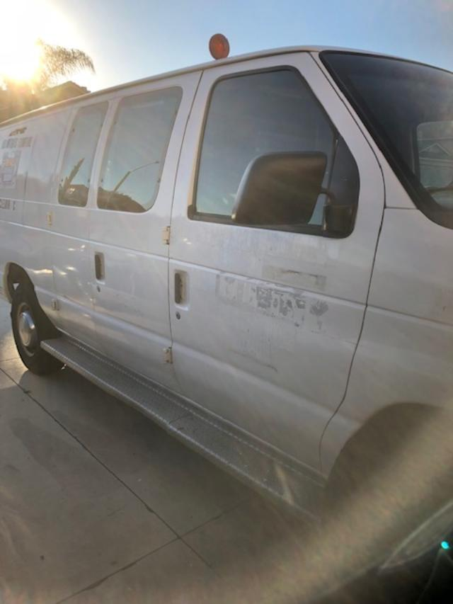 2002 Ford Econoline EXTENDED Cargo Van For Sale
