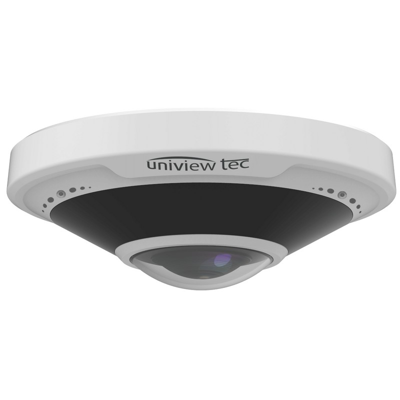 4 MP IR Panoramic Dome Camera by Uniview Tec