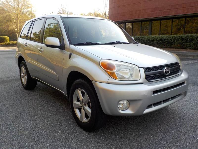 Title Clean Toyota Rav4 SUV For Sale