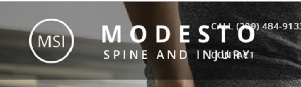 Modesto Spine and Injury