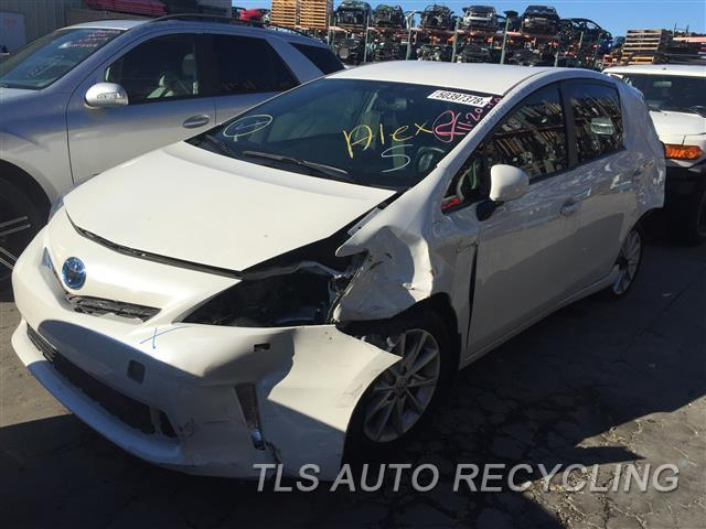 Used Parts for Toyota PRIUS V - 2013 - 901.TO1M13 - Stock# 8652GY