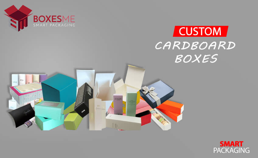 You Can Get Fully Customize Cardboard Boxes Wholesale