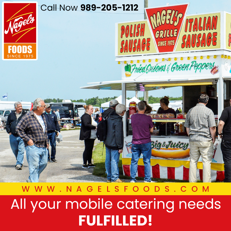 Amazing Mobile Catering Company in Michigan