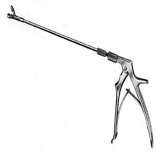 "Eppendorfer-Krause Rotating Shaft Biopsy Forceps Size 9"" Shafts are interchangeable on Pistol Gr"