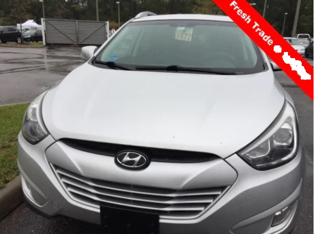 2014 Hyundai Tucson SE SUV in Gainesville near Jacksonville FL H870716