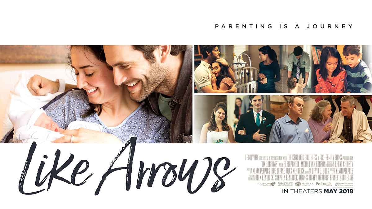 """Like Arrows"" Movie Night"