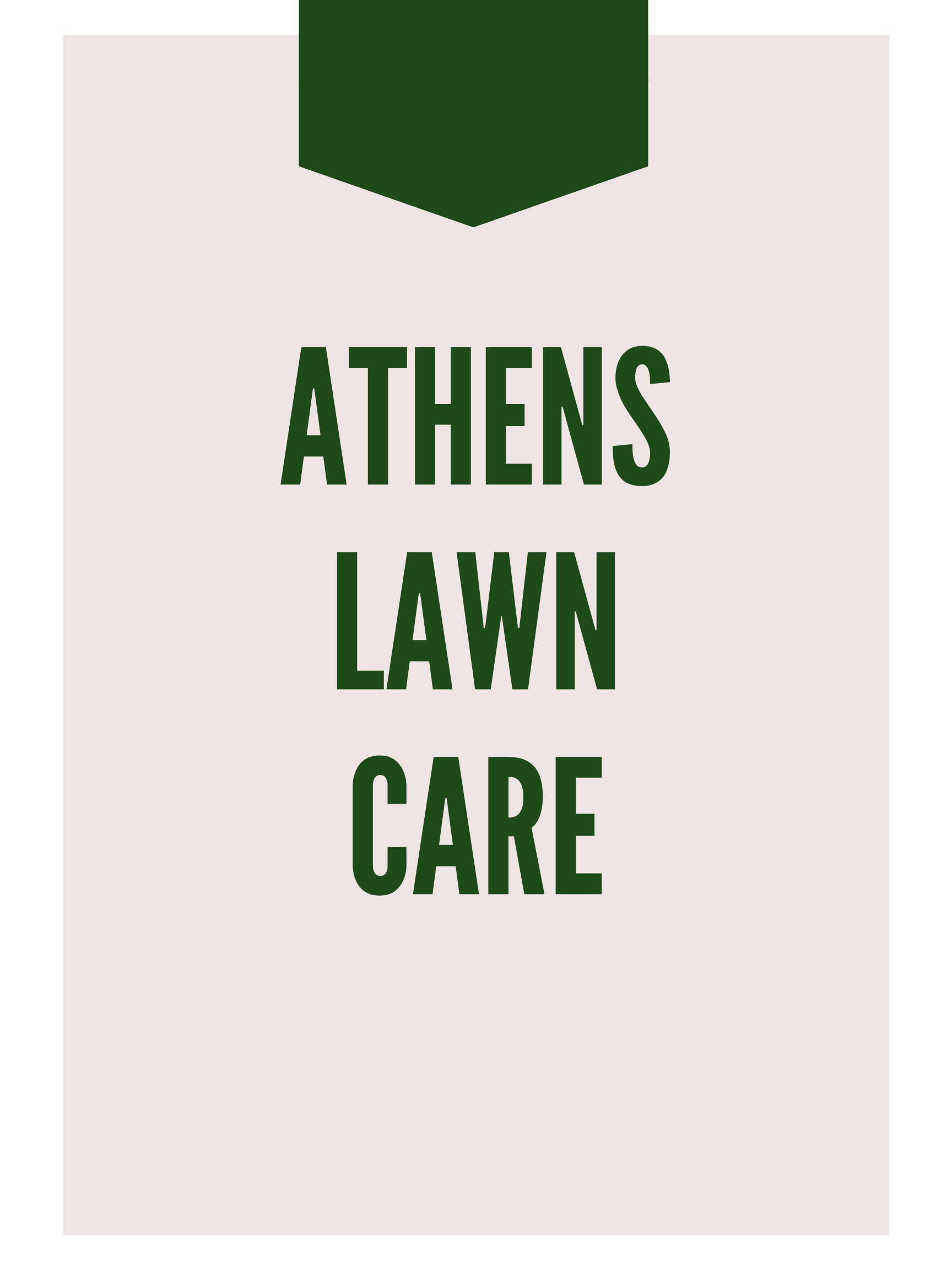 Athens Lawn Care and Service