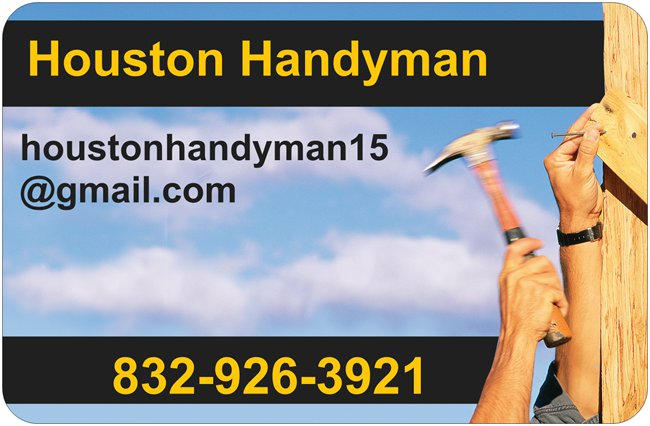 Houston-Handyman