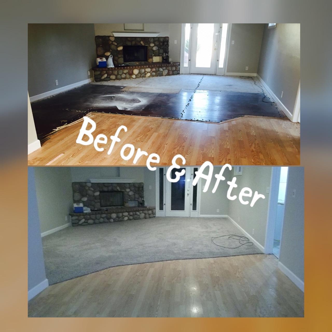 Apartment & commercial carpet