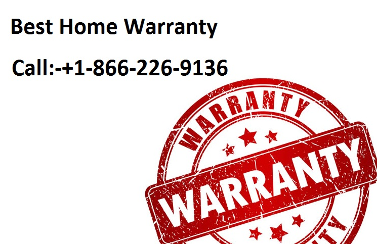 Free service charge for first time Home warranty customers. +1-866-226-9136