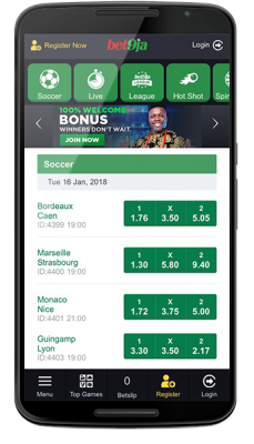Bet9ja mobile betting world binary options are they scams to make money