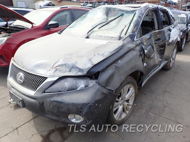 Used Parts for Lexus RX450H - 2011 - 901.LE1711 - Stock# 8245RD