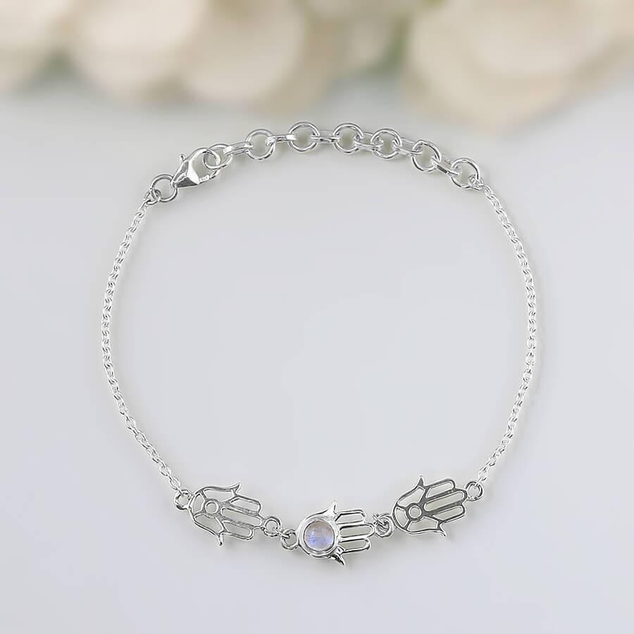 Moonstone Bracelet-Divine Blessing