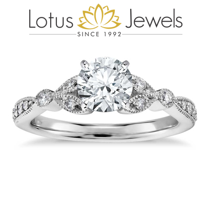 Buy Diamond Engagement Ring Online Sydney