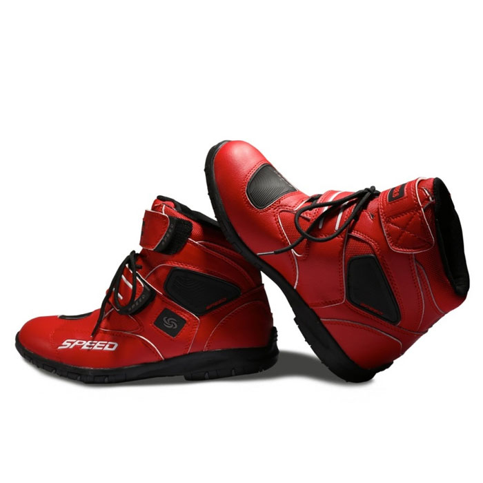 Non-Slip Breathable Off-Road Motorcycle Unisex Boots