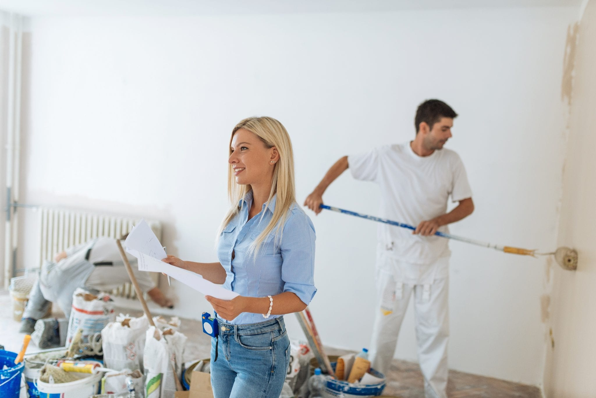 Get the best Painting services in Arlington Texas