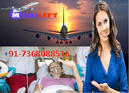Book Hi-tech and Safe Air Ambulance Service in Mumbai