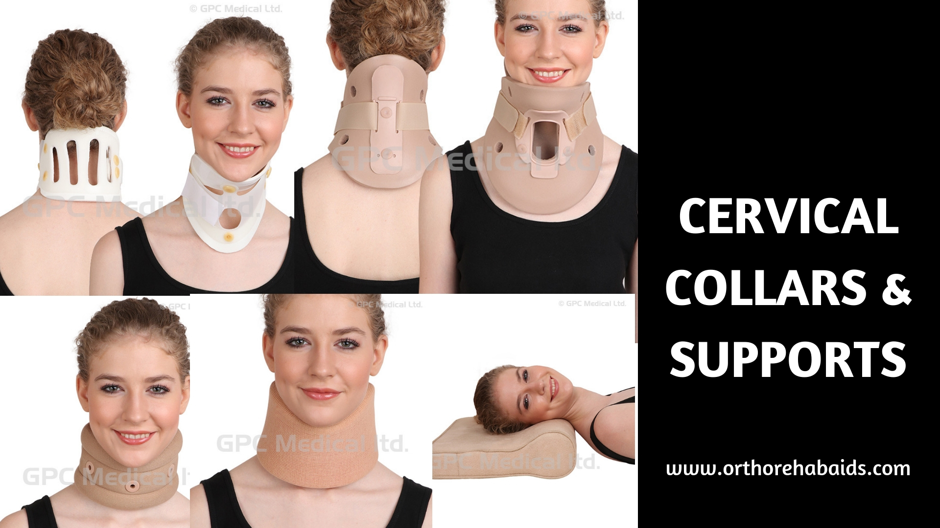 Cervical Collars Supports Aids Manufacturer & Supplier India