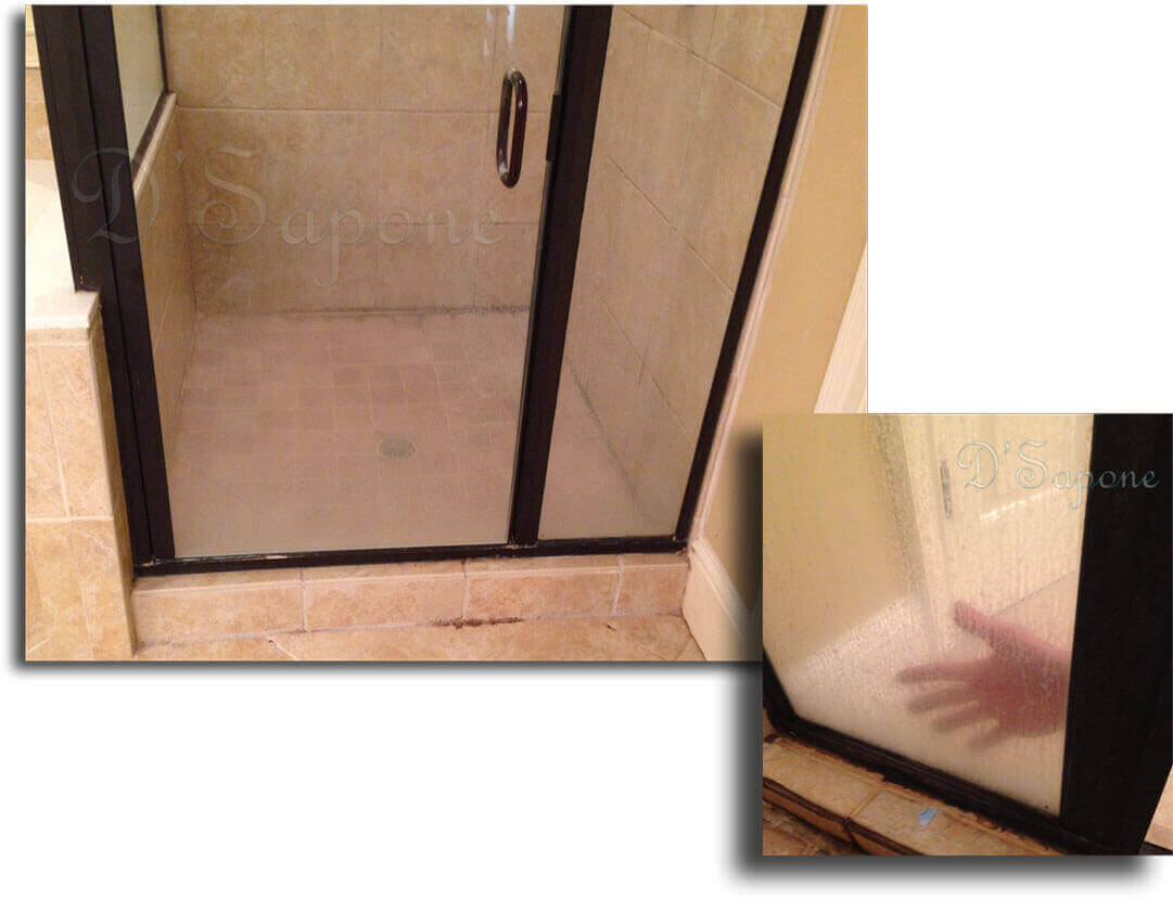 Professional Shower Glass Restoration Service in Atlanta, Georgia | D'Sapone