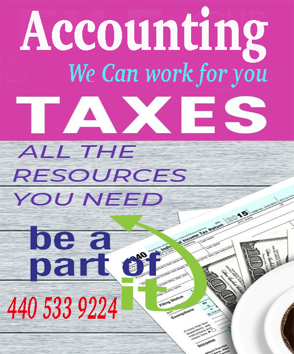 We Can Response To Your Bookkeeping Needs