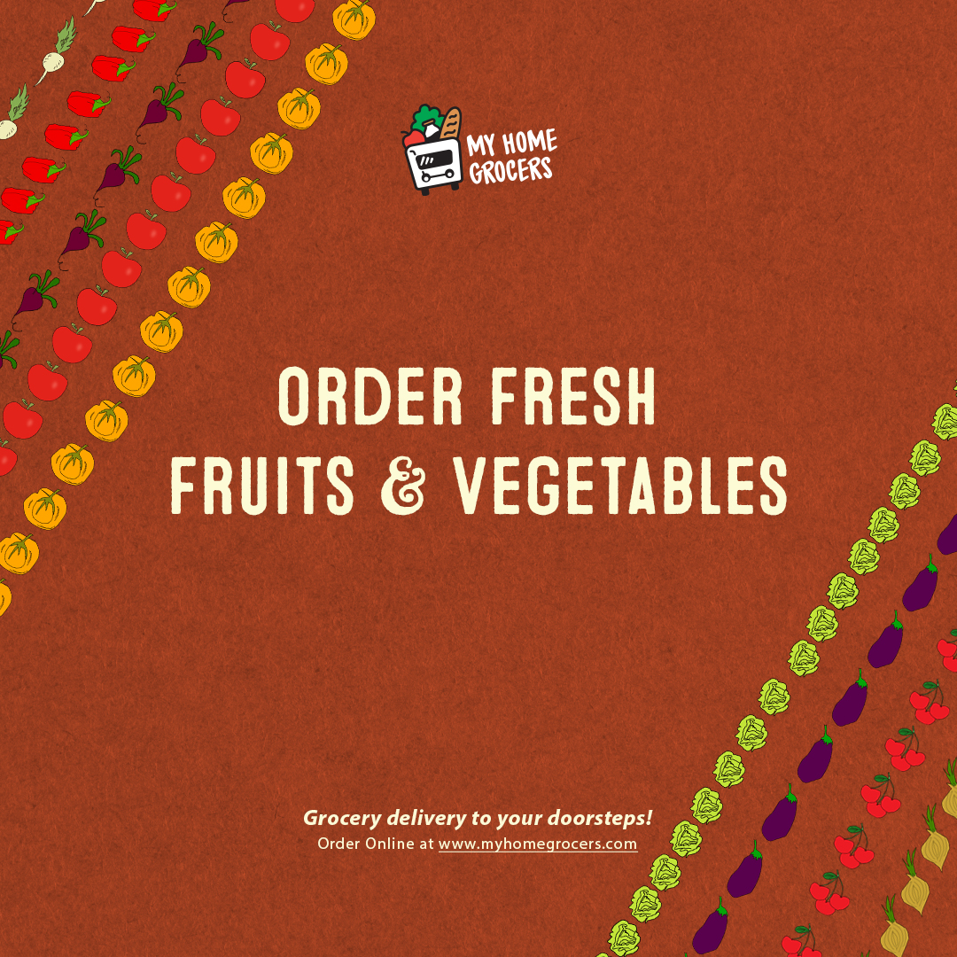 Order Fresh Fruits & Vegetables Sweets Online Frisco,Texas - MyHomeGrocers