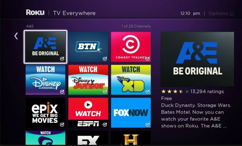 TV Everywhere- Activate your Roku.com/link account!