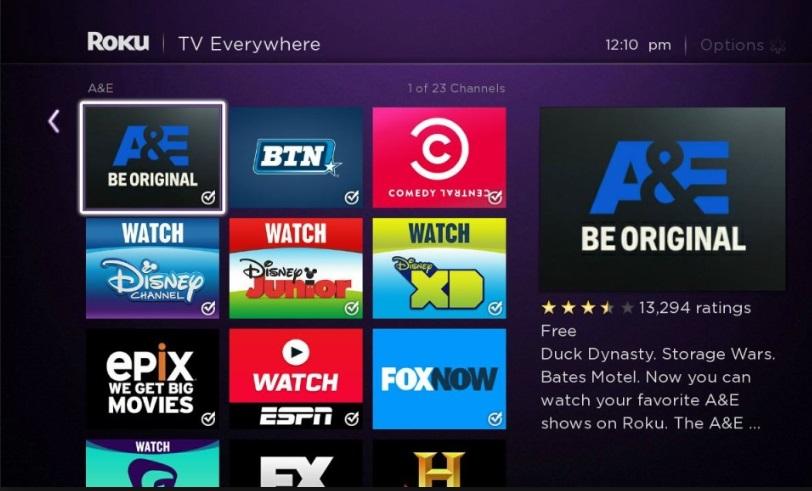 TV Everywhere- Activate your Roku.com/link account!