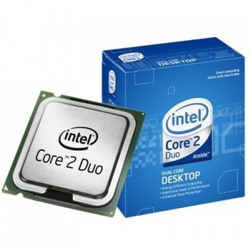 Intel Core 2 Duo - E8400 - 3.0GHz / 6M / 1333 / 20'06 - Desktop Computer CPU