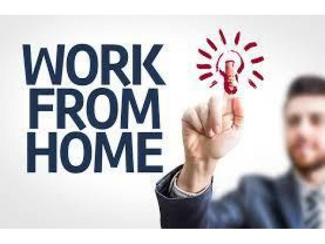 home based jobs for data entry